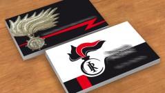 Bigliettino da visita - Carabiniere