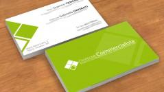 Bigliettino da visita Studio Commercialista - Tricarico