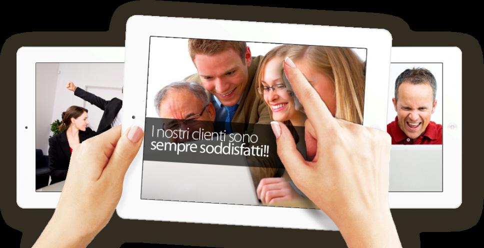 clienti soddisfatti agenzia-web