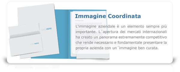 Realizzazione loghi volantini brochure e immagine coordinata