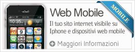 Agenzia Web per creazione siti internet per iPhone