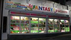 Insegna negozio Articoli da Regalo e Casalinghi D'Acunto - Tricarico