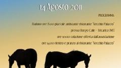 Locandina Associazione Borgo Calle