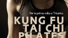Locandina-Kung Fu-Tai Chi-Pilates per A.D.S. Numero Uno Tricarico