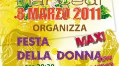 Cena Festa della Donna Bed and breakfast, Bar ristorante Vecchio Palazzo