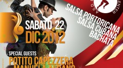 """Locandina evento """"SALSA ENERGY"""" di Energy Fitness Center"""