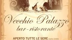Cliente: Bed and Breakfast - Bar ristorante Il Vecchio Palazzo Dettagli: Manifesto 70x100 in quadricromia, stampa su carta patinata lucida