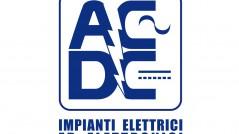 Studio e realizzazione logo AC-DC Impianti Elettrici ed Elettronici