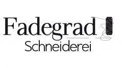 """Studio e realizzazione logo """"Fadegrad Schneiderei"""" Zurigo – Svizzera"""