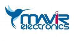 Studio del logo per Mavir Electronics