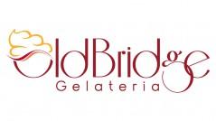 Studio e realizzazione logo Old Bridge Gelateria - Roma
