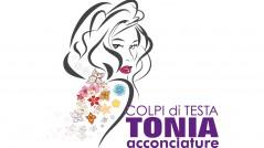 Studio e realizzazione logo Colpi di Testa - Tonia Acconciature