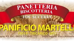 Striscione in PVC Panificio Martelli - Tricarico