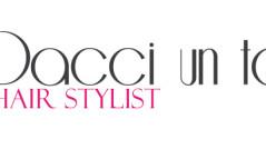 """logo """"Dacci un Taglio"""" Hair Stylist da Patrizia - Tricarico"""