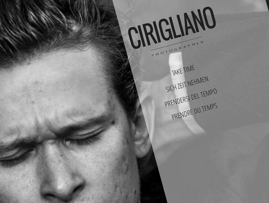 Cirigliano Photographer - Zurigo