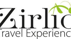Studio e realizzazione logo Zirlio Travel Experience